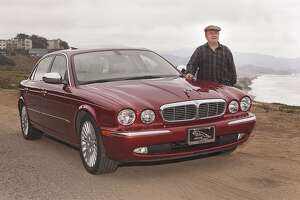 Veteran with a Jaguar obsession - Photo