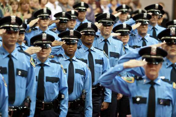 Houston's police force is small in relation to the size of the city, but the issue hasn't grabbed much attention.