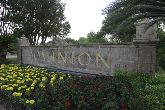 The Dominion, which broke ground in the early '80s, was one of San Antonio's first gated communities.