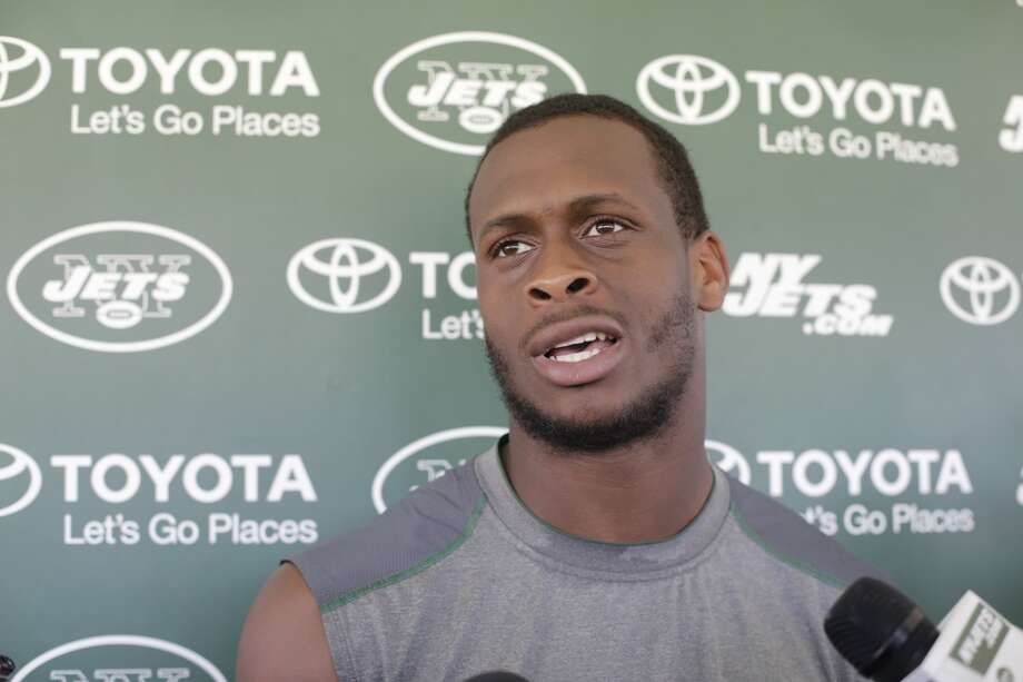 32. Geno Smith, Jets |Stock: DownThe Jets and Ryan Fitzpatrick are just waiting for each other to blink in contract negotiations. Even though he's unsigned, Fitzpatrick is still No. 1 on the team's official depth chart. If that doesn't happen, Smith has been tapped as the first-choice starter — but even if Fitzpatrick doesn't return to the Meadowlands, rookie Christian Hackenberg is ready to pounce whenever Smith tosses his first back-breaking interception. Photo: Frank Franklin II, Associated Press