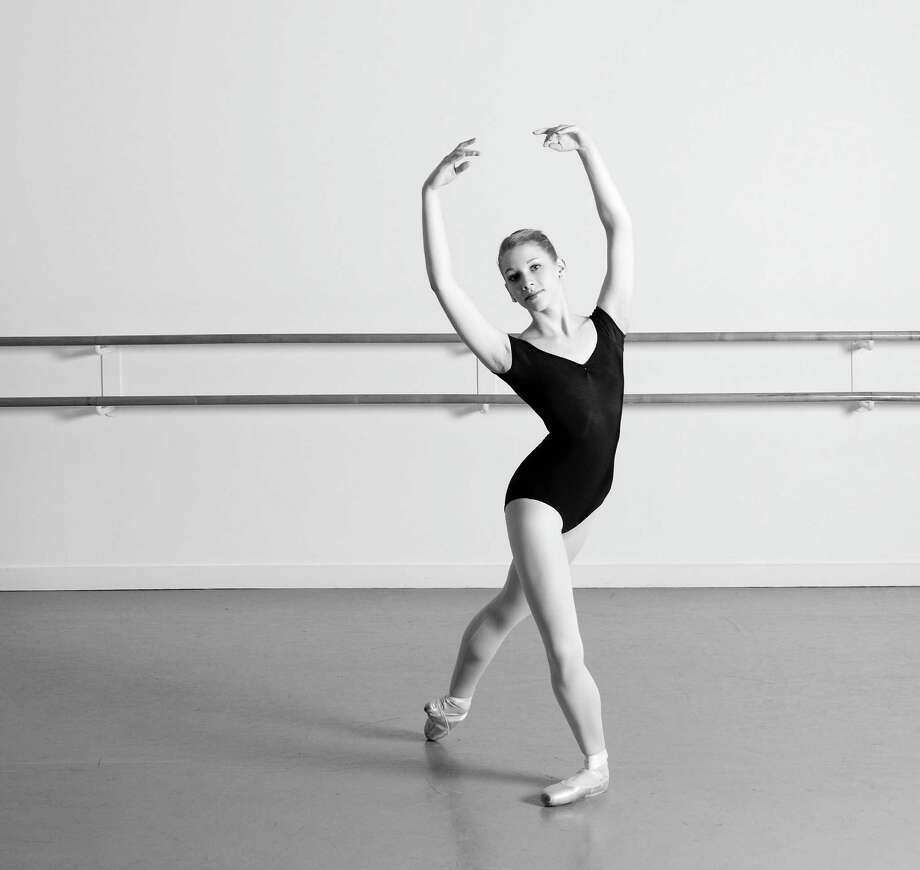 Linnea Swarting, 20, a longtime New Canaan resident, has been selected to the second company of the Nashville Ballet. Photo: Contributed / Contributed Photo / New Canaan News