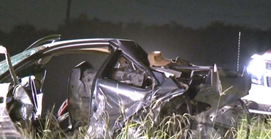 A 17-year-old girl died in a traffic crash Tuesday night along Texas 288 in Manvel.