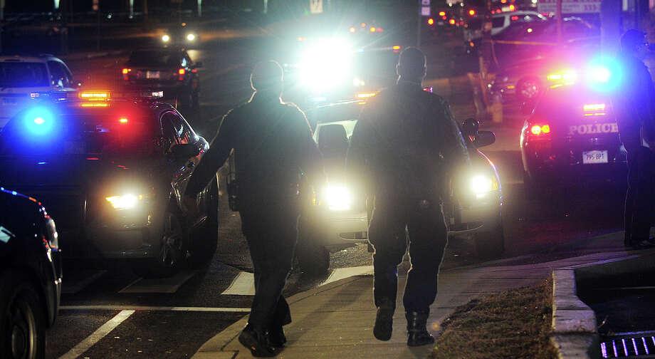Bridgeport Police file photo. Photo: Brian A. Pounds / Brian A. Pounds / Connecticut Post