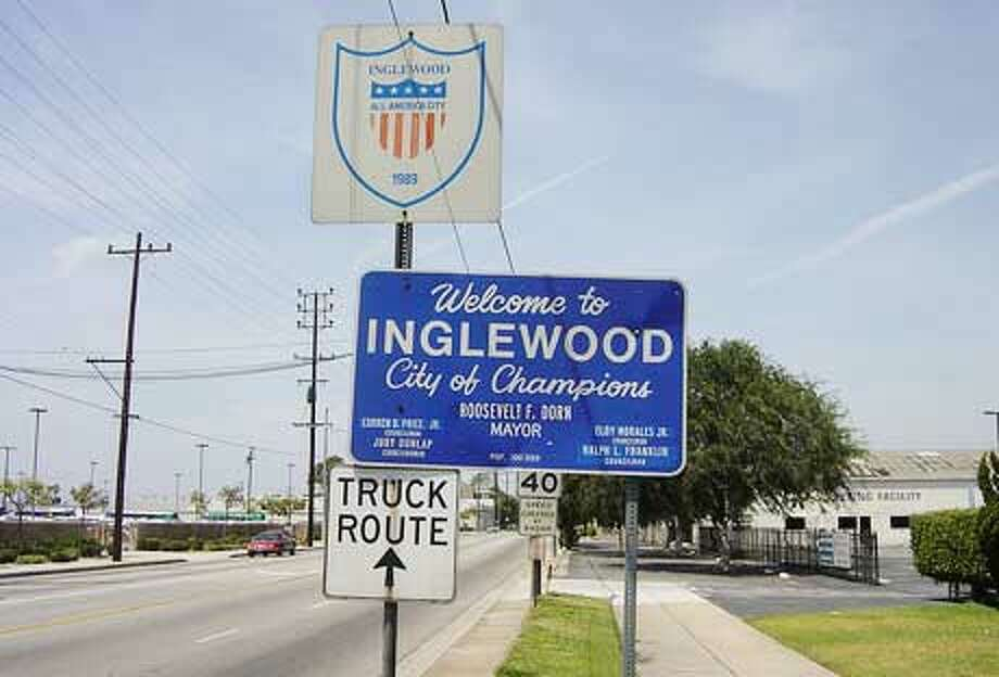 1. Inglewood, California