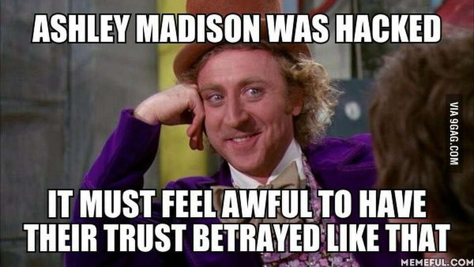 scared dead relieved ashley madison hack