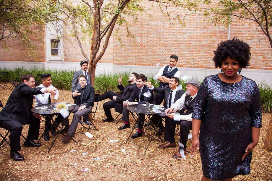 Houston-based band The Suffers, with lead singer Kam Franklin, will perform at the New Orleans Jazz & Heritage Festival.Keep clicking for headliners from the show.  Photo: Daniel Jackson / ONLINE_YES