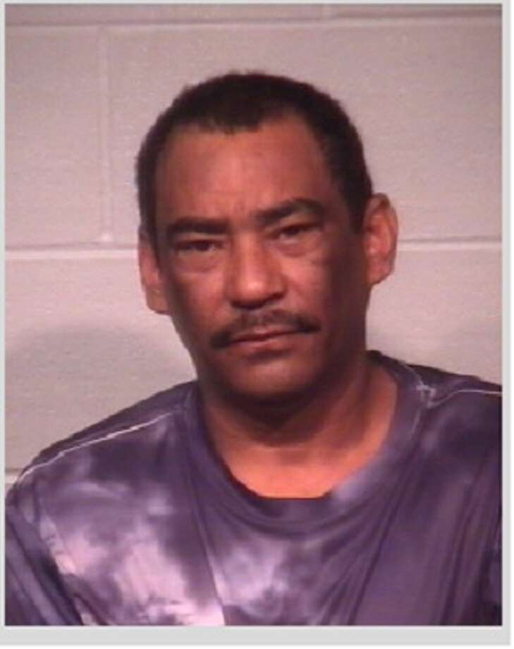 Police arrested 49-year-old Basel Hooker from Angleton for the murder of his girlfriend, Zenia Smith, 45.