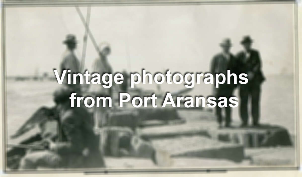 Long before Port Aransas played host to thousands of annual spring breakers, it was a fisherman's playground and a family vacation spot where only the boats were fast. The archived photographs of Port Aranasas in the gallery date as far back as 1923.