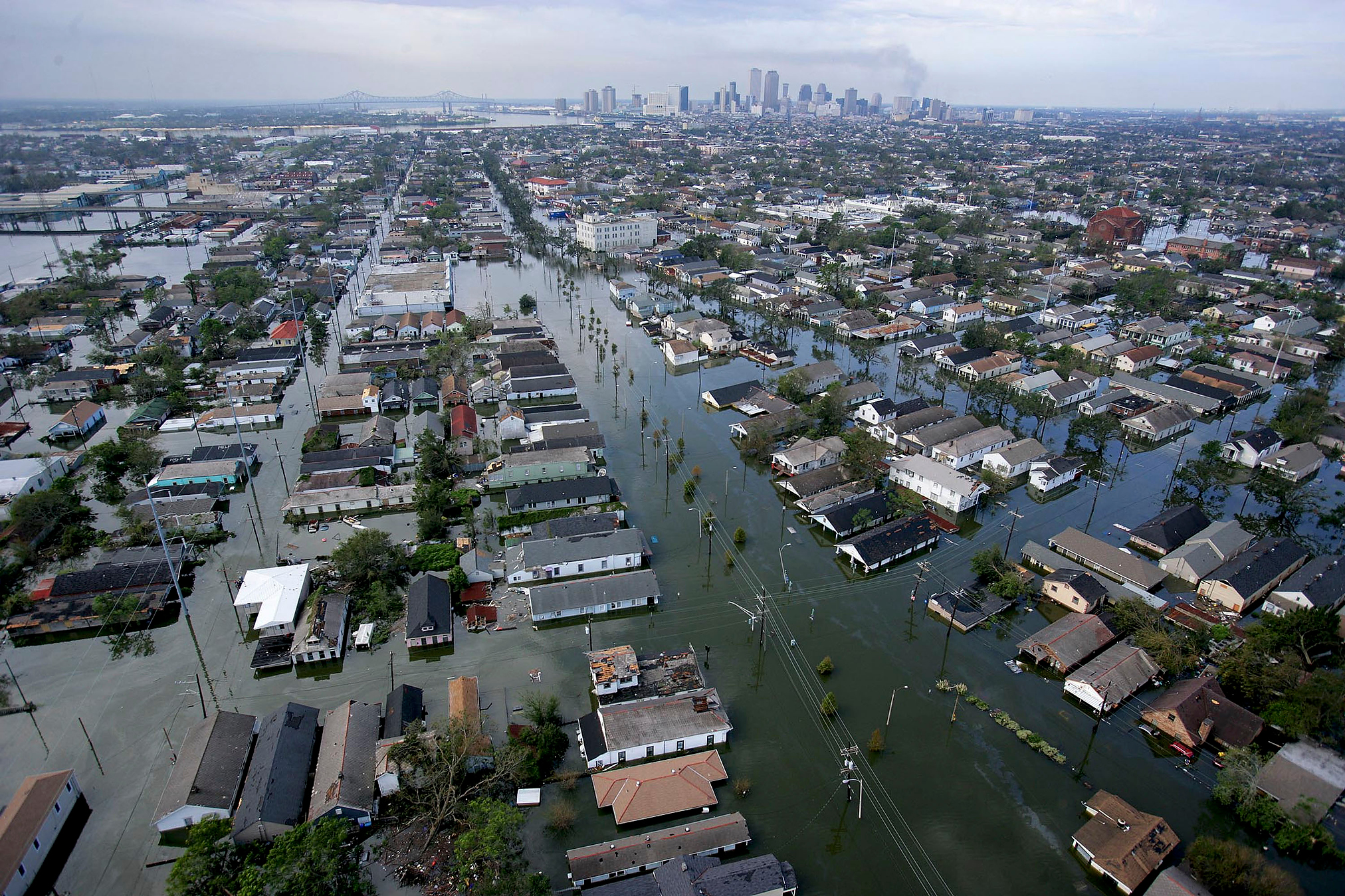 Editors Note This special report was archived in September 2006 Voices from the Gulf Coast August 29 2005 Hurricane Katrina made landfall on the Gulf Coast