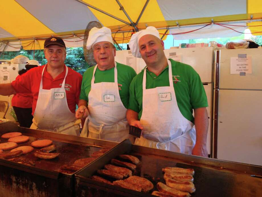 The St. Jude Italian Festival celebrates its 25th anniversary Wednesday, Aug. 26, through Saturday, Aug. 29, in Monroe. Photo: Contributed Photo