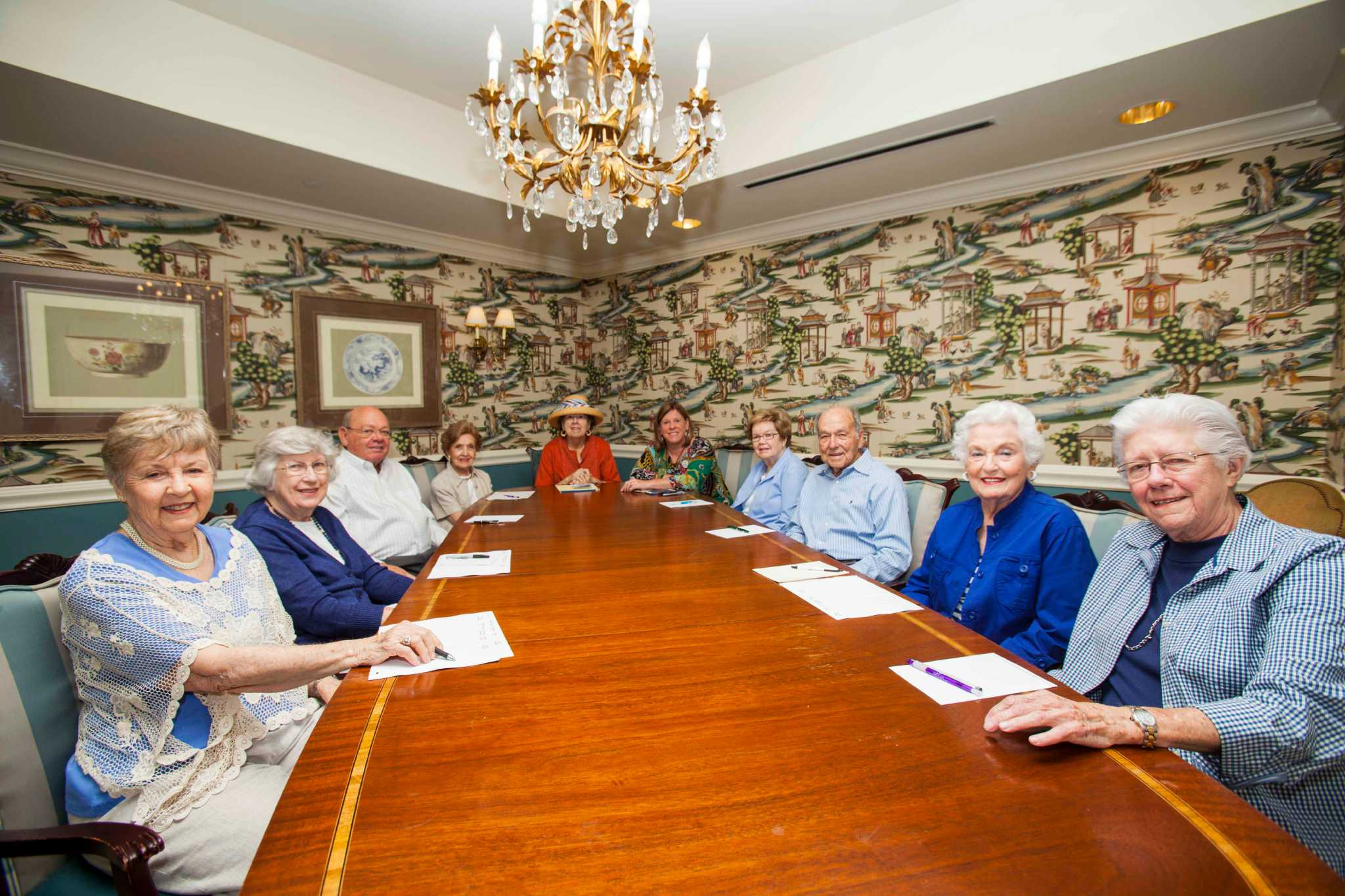 Senior Living Communities Lend Ears To Residents 39 Concerns