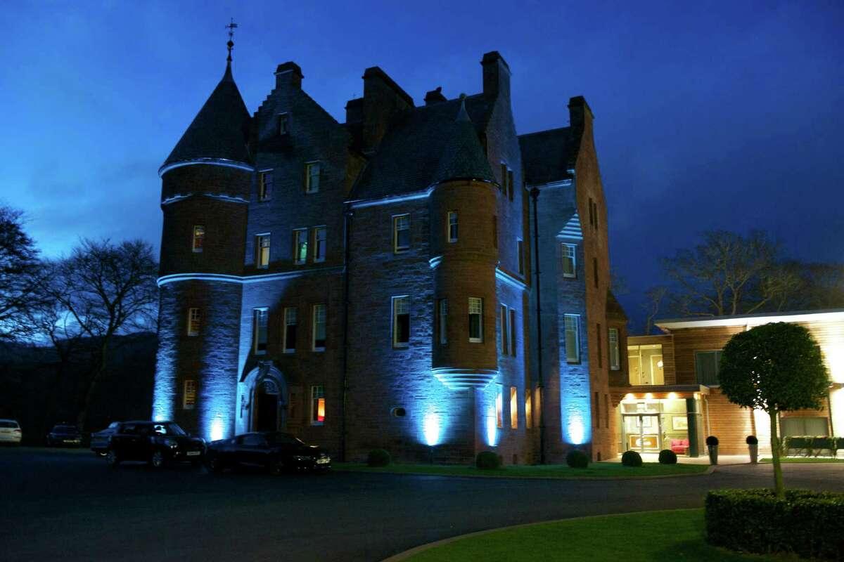 Fonab Castle Hotel - Pitlochry, Scotland