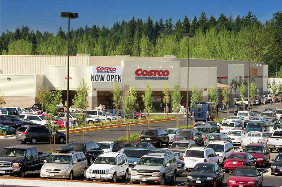 A lawsuit filed Wednesday, Aug. 19, 2015, in San Francisco accuses retail giant Costco of selling giant shrimp that was produced by slave labor in Thailand. The suit seeks a halt to the imports and refunds for California customers. Costco's Woodinville, Wash., location. (Photo courtesy Costco/TNS) Photo: Handout, McClatchy-Tribune News Service