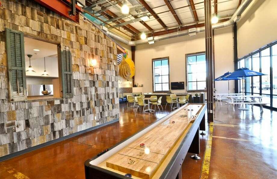 Homeaway S Headquarters In Austin San Antonio Express News
