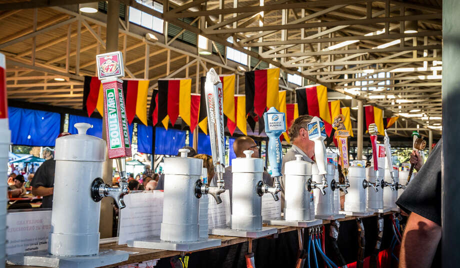 Fredericksburg's Oktoberfest offers more than 50 varieties of Texas, domestic and import beers. Go to www.oktoberfestinfbg.com for a list of what's being served. Photo: Photos Provided By Oktoberfest