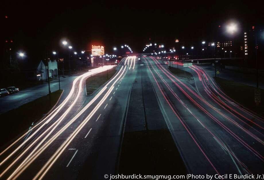 See Vintage Houston In Beautiful Kodachrome Houston