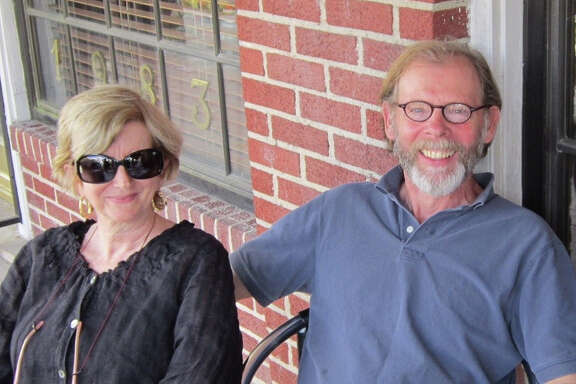 Maureen Jennings, an attorney, and Jeff Jennings, an artist, evacuated to Houston after Hurricane Katrina, but returned to New Orleans by the end of the year. But by 2007 they were back in Houston for good.