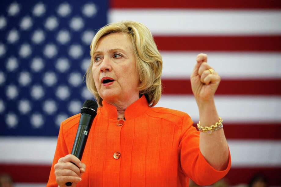Hillary Clinton hired Platte River Networks, a Denver firm, to oversee the server, her lawyer says. Photo: John Locher /Associated Press / AP