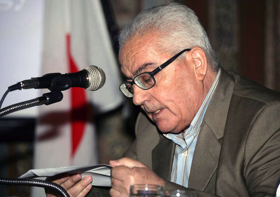 Khaled al-Asaad reportedly was killed in Palmyra, a UNESCO World Heritage Site. Photo: Uncredited /Associated Press / SANA