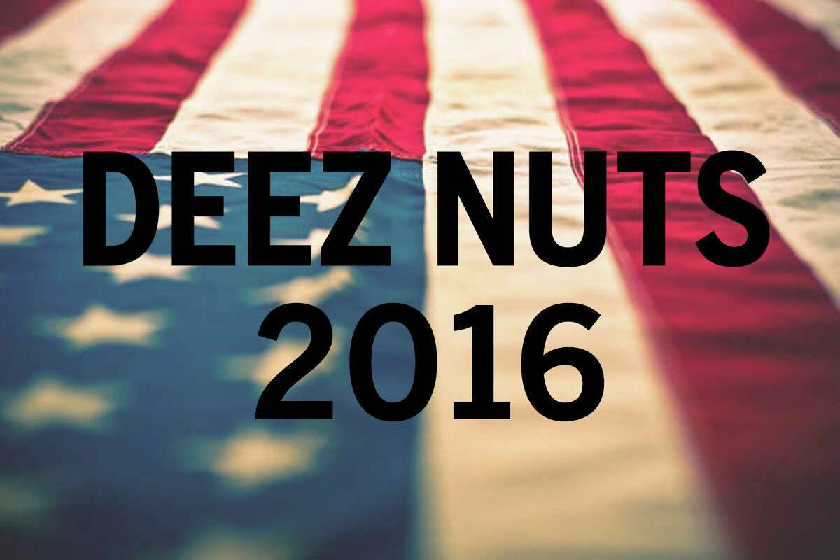 A recent poll shows the independent candidate Deez Nuts is gaining traction. Click to see the other poll rankings of the competition of Deez Nuts.