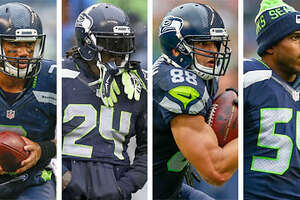 Projecting the Seahawks' roster - Photo