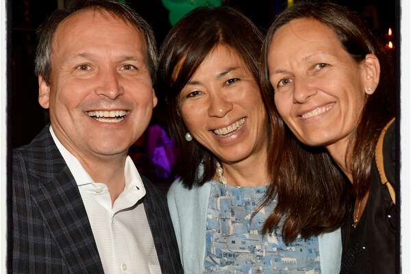 High society's high-rolling holiday parties - SFChronicle com