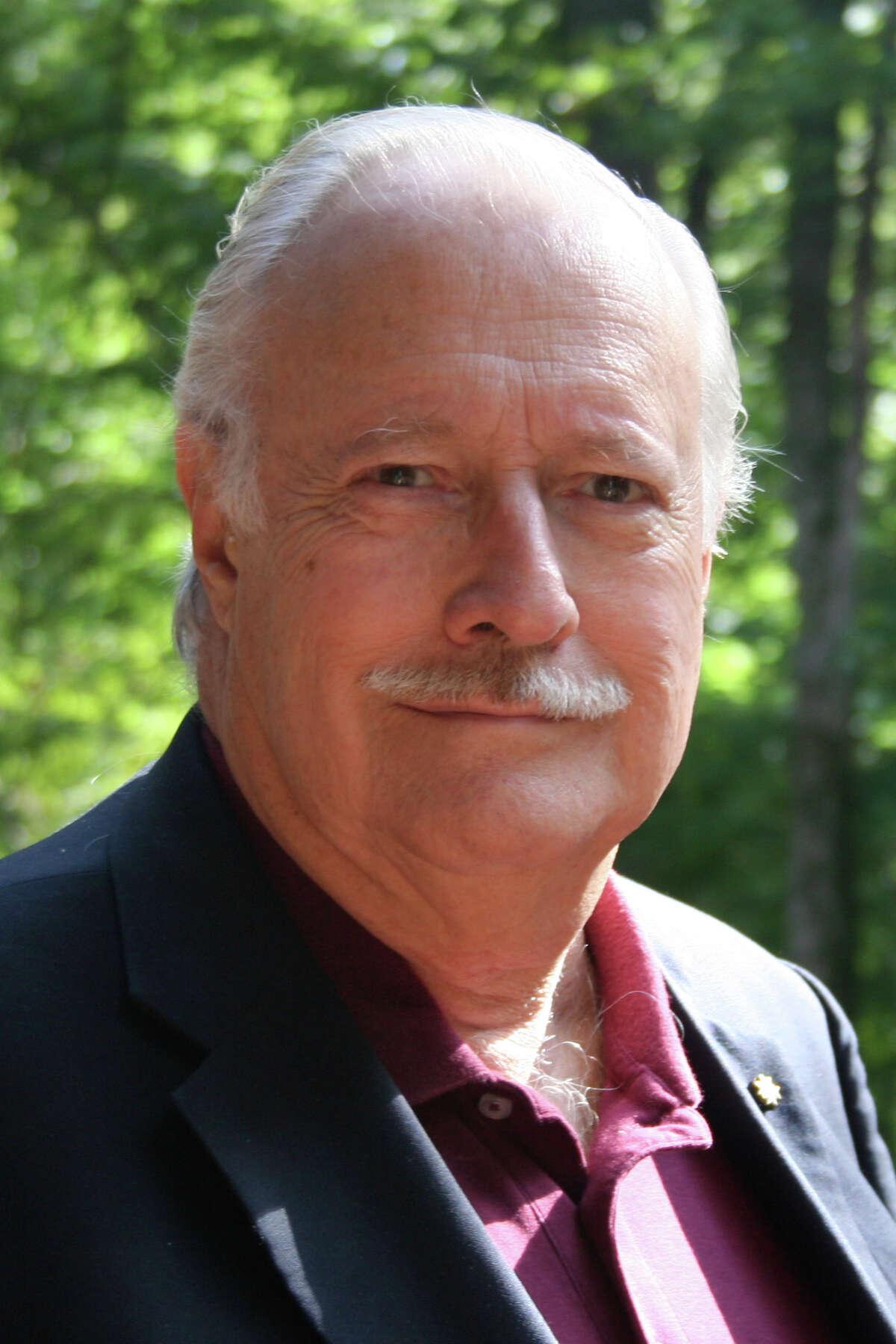 Board of Education member Peter von Braun
