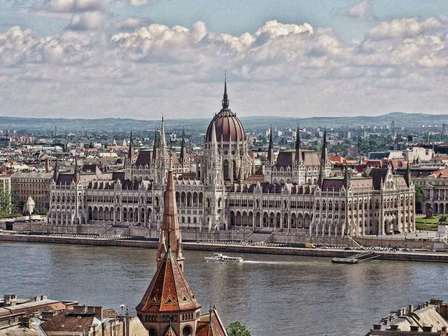 Chronicle reader Buz Marvins of Houston submitted this vacation photo taken in Budapest, Hungary. Photo: Buz Marvins / Buz Marvins