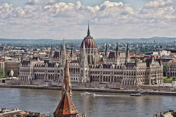 Chronicle reader Buz Marvins of Houston submitted this vacation photo taken in Budapest, Hungary.