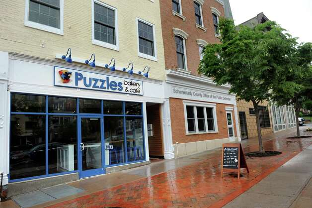Puzzles Bakery and Cafe  on Tuesday, June 16, 2015, in Schenectady, N.Y. (Cindy Schultz / Times Union) Photo: Cindy Schultz / 00032293A