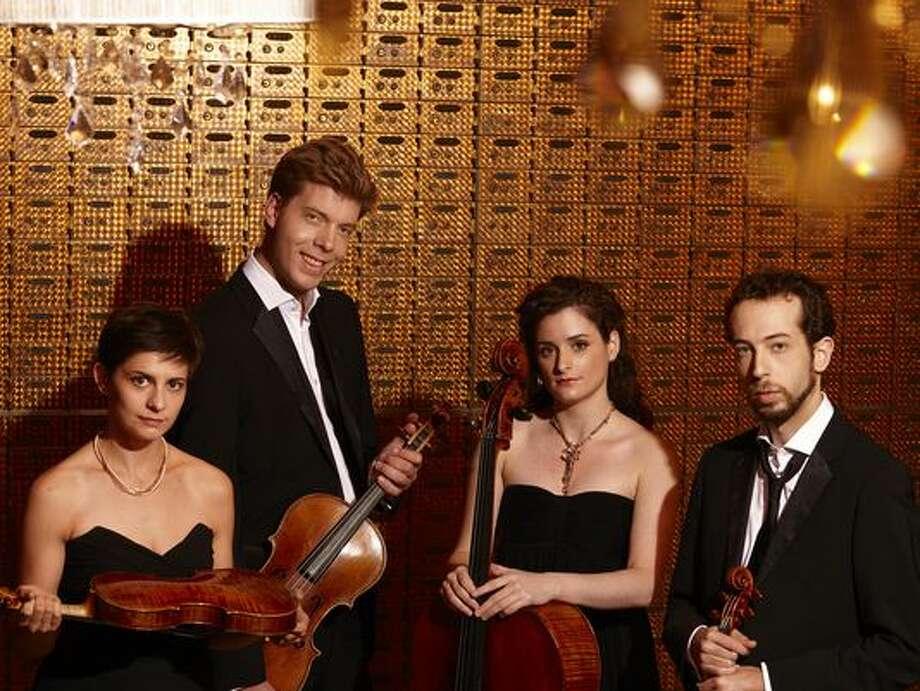 Ariel Quartet