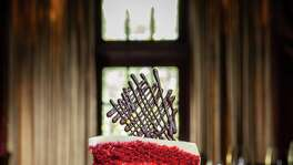 Vic & Anthony's Steakhouse: Red Velvet Cake Vic & Anthony's red velvet cake. Photographed, Tuesday, Aug. 18, 2015, in Houston. ( Nick de la Torre )