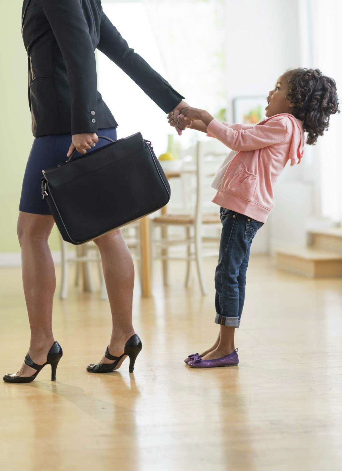 If you're a girl and your mom works, you're more likely to become the boss and make more money.