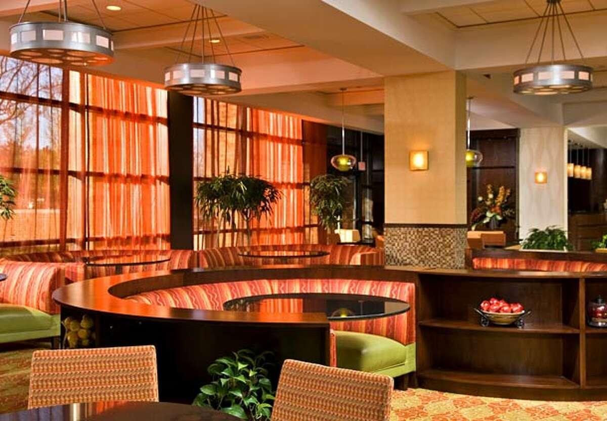 Albany Marriott , 189 Wolf Rd., Colonie. View menu.