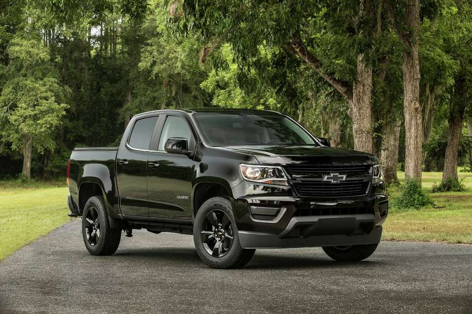 Check out these 2016 (and 2017) pickup trucks that are causing quite a buzz.2016 Chevrolet Colorado Midnight Edition