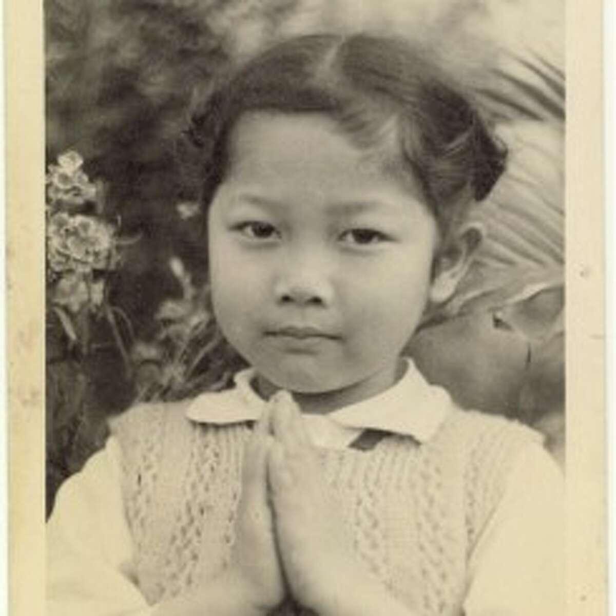 A young Rose Pak in Macau: