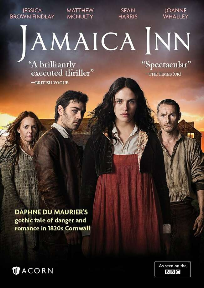 "dvd cover ""Jamaica Inn"" Photo: Acorn Media"