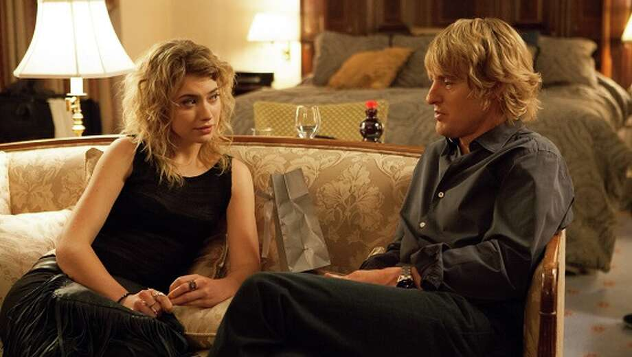 "Lionsgate Premiere Imogen Poots and Owen Wilson star in Peter Bogdanovich's ""She's Funny That Way."""
