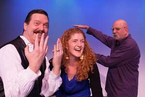 BATS Improv offers its take on 1930s romantic comedies during the final weekend of its Summer Improv Festival.  Credit: Stephanie Pool