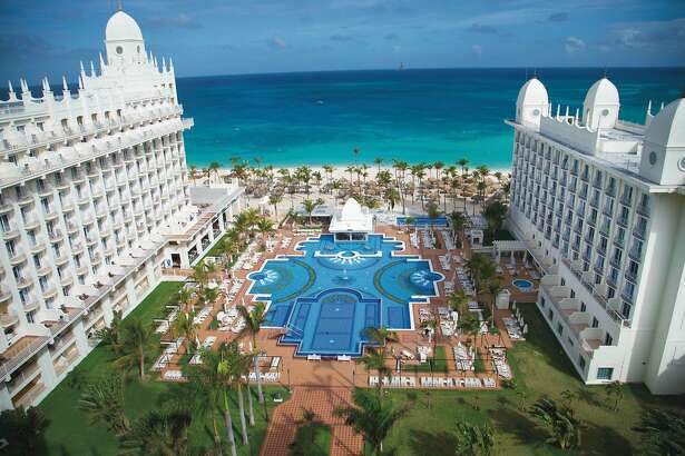 The recently reopened Hotel Riu Palace Aruba, an all-inclusive resort on Aruba's Palm Beach, features new restaurants and bars among other renovations.