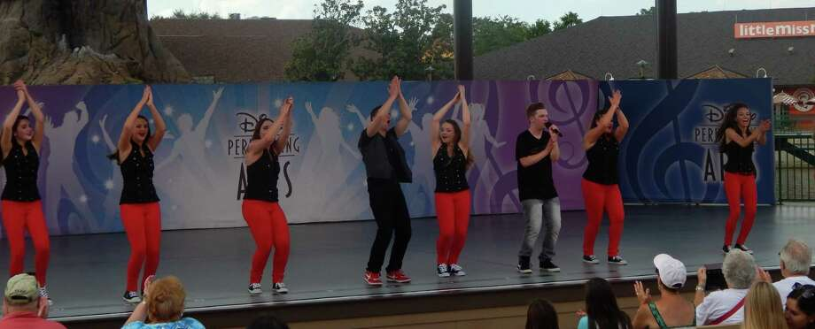 "Eleven members of the AG Dance Crew from Glenmont entertained Walt Disney World Resort guests with their song and dance routine at Downtown Disney earlier this month The ensemble, alongside director Rich Gargiula, traveled more than 1,000 miles to the resort. The performance included dances to crowd favorites such as ""Happy"" by Pharrell Williams and ""Uptown Funk"" by Bruno Mars."