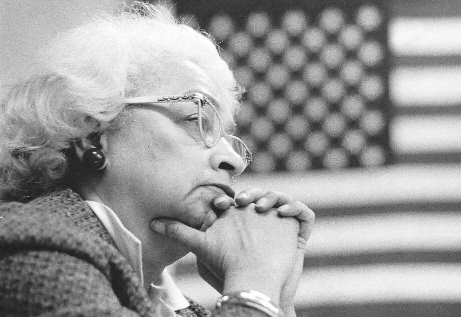 Dr. Joyce Yerwood, the founder of the community center that now bears her name. Photo: File Photo / Stamford Advocate File
