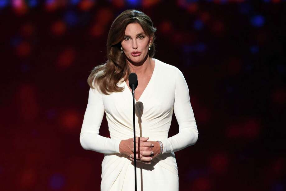 Caitlyn Jenner rear-ended two cars while driving in February, pushing one of the vehicles into oncoming traffic and resulting in the death of a woman.   Photo: Chris Pizzello, INVL / Invision