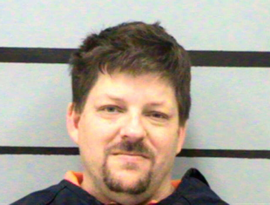 "Jason P. Smith has been charged in Lubbock with conveying false information and hoaxes. Smith threatened to ""blow up"" the Statue of Liberty in April, forcing the evacuation of Liberty Island, federal officials said. Photo: HOGP / Lubbock County Sheriff's Office"