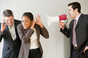 Ways people behave like children at work - Photo