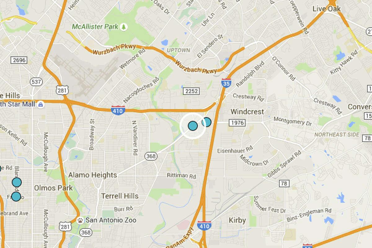 EL MILAGRO MEXICAN RESTAURANT: 2367 AUSTIN HWY San Antonio , TX 78218 Date: 08/13/2015 Demerits: 14