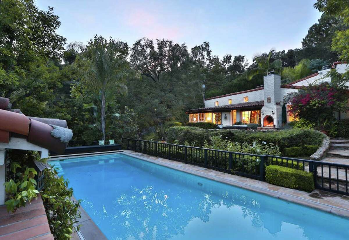 Katharine Hepburn's former rented home at 2320 Bowmont Dr, Beverly Hills, CASee more at zillow.com