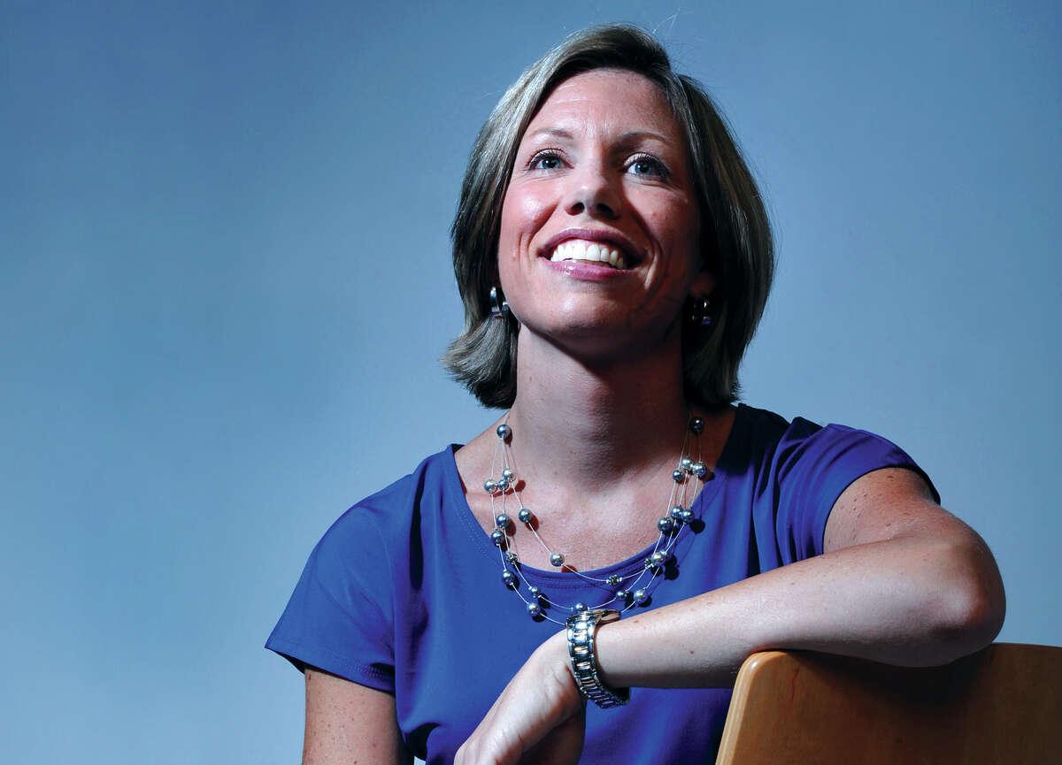 Stefanie Wiley, 33, President of Hoosick Valley Contractors in Melrose. Read her story here.
