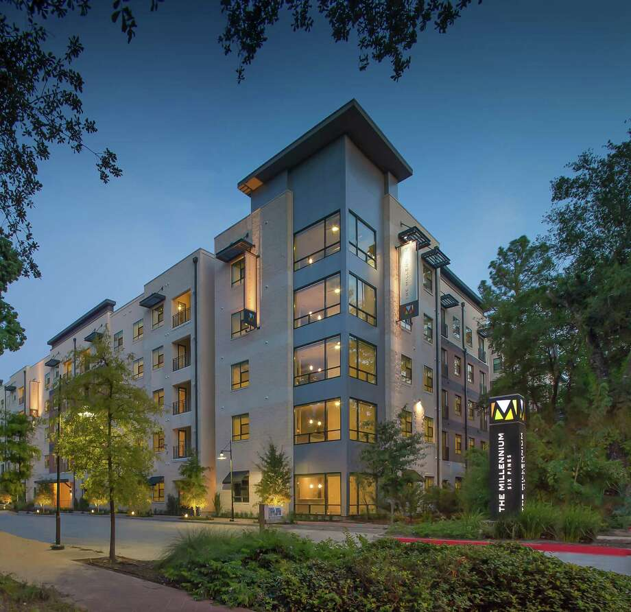 Millennium Six Pines is in The Woodlands.