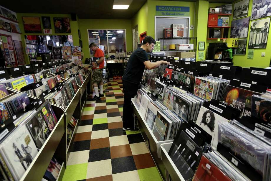 Facts about Cactus MusicHouston's favorite record store, Cactus Music opened in 1975. Since then, it has weathered industry storms and literal storms over the decades but remains a Houston constant.Click thru to learn a few facts about Cactus that regular shoppers might not even know about.... Photo: Gary Coronado, Staff / © 2015 Houston Chronicle